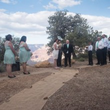 220x220 sq 1467393987655 grand canyon wedding party