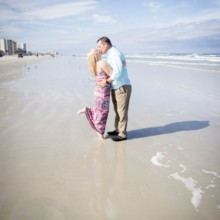 220x220 sq 1476994429077 liz scavilla photography daytona weddings engageme