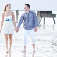 220x220 sq 1476994467432 liz scavilla photography daytona weddings engageme