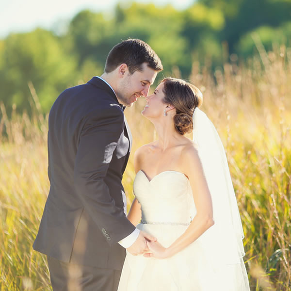 Real Weddings News: Krissie And Kyle Were Married At Eagle Oaks Golf & Country
