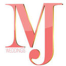 130x130 sq 1487814707 94dfa81bd7fab36d mj weddings logo