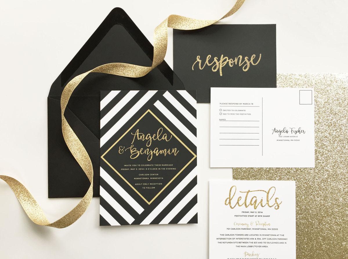 Devon Design Co - Invitations - Minneapolis, MN - WeddingWire