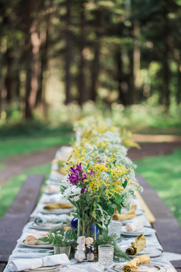 Private New York Park Wedding, Wedding Real Weddings Gallery by ...