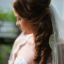 "<strong class='info-row'>Thirteenth Moon Photography LLC</strong> <div class='info-row description'><html>  <head></head>  <body>    Her hair was styled into a sideswept updo.  Dress Designer:   <a href=""http://www.weddingwire.com/biz/demetrios-lake-grove-scottsdale/44433c4cef764c18.html"" target=""_blank"">Demetrios</a>from Brides by Demetrios     </body> </html></div>"