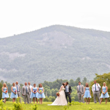 "<strong class='info-row'>Thirteenth Moon Photography LLC</strong> <div class='info-row description'><html>  <head></head>  <body>    The Blue Ridge Mountains were a perfect backdrop for portraits.   Reception Venue:    <a href=""http://www.weddingwire.com/reviews/the-village-green-cashiers/4b707e7bc0582709.html"" target=""_blank"">The Village Green</a>      </body> </html></div>"
