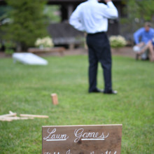 "<strong class='info-row'>Thirteenth Moon Photography LLC</strong> <div class='info-row description'><html>  <head></head>  <body>    Everyone played lawn games, including kubb, Jenga and corn hole.   Reception Venue:    <a href=""http://www.weddingwire.com/reviews/the-village-green-cashiers/4b707e7bc0582709.html"" target=""_blank"">The Village Green</a>      </body> </html></div>"