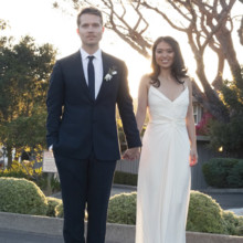 "<strong class='info-row'>Flora Bella Florist</strong> <div class='info-row description'><html>  <head></head>  <body>    Joy and Brad were married on August 10 at The China Cabin in Tiburon, California.  Photo by    <a href=""http://www.weddingwire.com/biz/andrea-weddings-portland/ff8574fb86e5aac9.html"" target=""_blank"">Andrea Weddings</a>  Venue: The China Cabin  Wedding Gown:    <a href=""http://www.weddingwire.com/biz/nicole-miller-new-york/7ba0bd20c6f86354.html"" target=""_blank""><span class=""s2"">Nicole Miller</span></a>  Hair Stylist:    <span class=""s2"">Amber Jahn of The Pretty Pretty Collective</span>     <span class=""s3"">Makeup Artist: </span>   <span class=""s4"">Jessa Blades of <a href=""http://www.weddingwire.com/biz/blades-natural-beauty-brooklyn/eb593c813f4152d2.html"" target=""_blank"">Blades Natural Beauty</a></span>  Groom and Groomsmen Attire:    <span class=""s2"">Armani</span>  Bridesmaid Dresses:    <span class=""s2"">Anthropologie</span>     <span class=""s3"">Shoes: </span>   <span class=""s4"">Sophia Webster</span>     <span class=""s3"">Jewelry: </span>   <a href=""http://www.weddingwire.com/reviews/ken-and-dana-design/b57432b838ca0aef.html"" target=""_blank""><span class=""s4"">Ken and Dana Design</span></a>     <span class=""s3"">Invitations: </span>   <span class=""s4"">Rolling Press and Mink Cards</span>     <span class=""s3"">Officiant: </span>   <span class=""s4"">Diane Croce of Heart Song Weddings</span>  Rentals: The China Cabin     <span class=""s3"">Catering: </span>   <a href=""http://www.weddingwire.com/biz/dangelo-catering-mill-valley/c441f27bd445c753.html"" target=""_blank""><span class=""s4"">D'Angelo Catering</span></a>     <span class=""s3"">Cake: </span>   <span class=""s4"">Tartine Bakery</span>   </body> </html></div>"