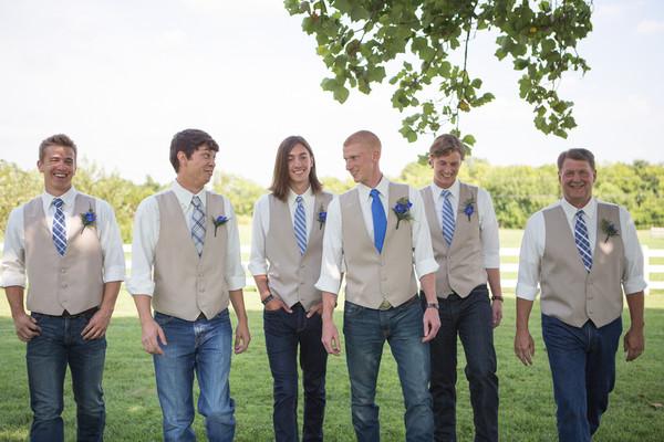 Necktie Tennessee Vest Wedding Reception Photos Amp Pictures