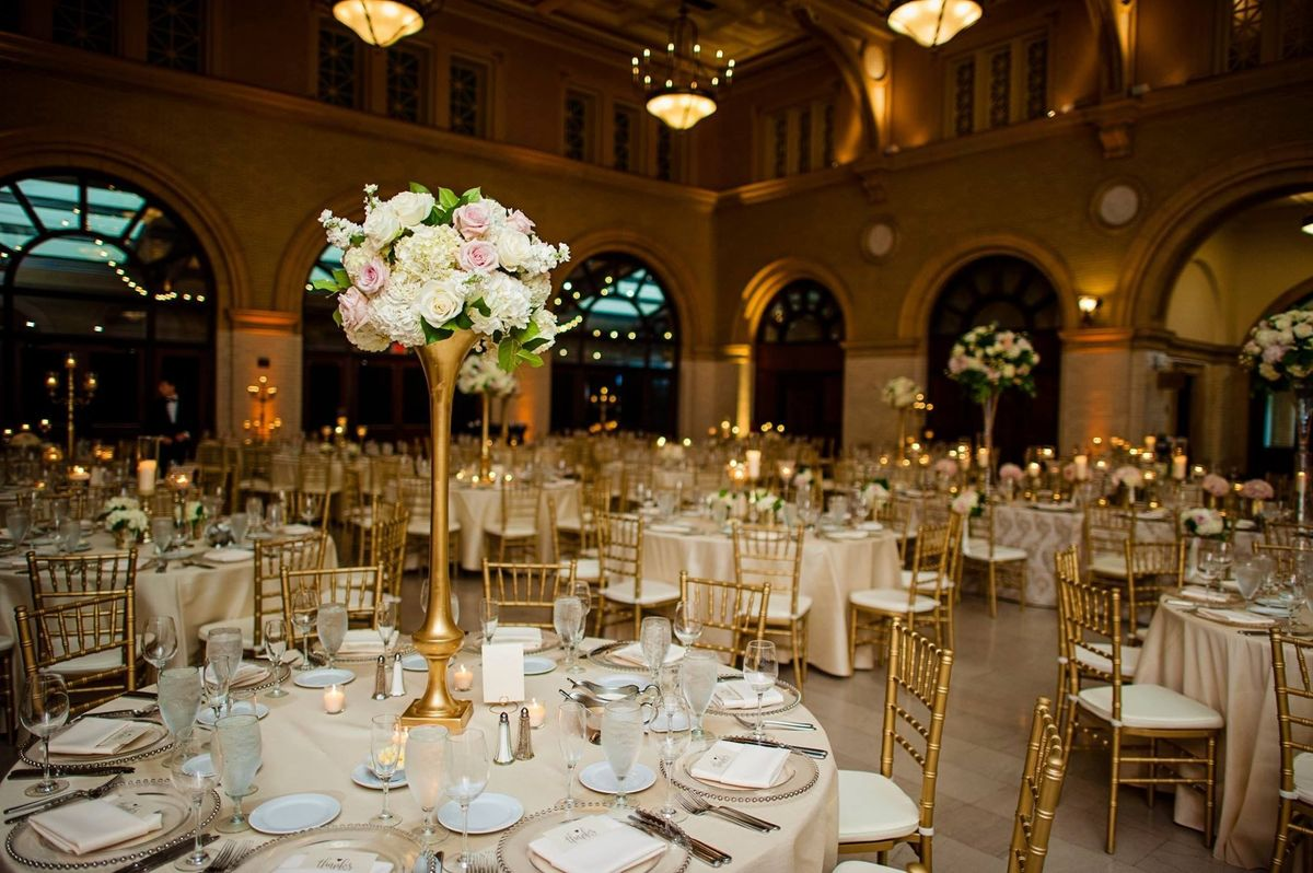 Renaissance minneapolis hotel the depot venue for Fitness depot wedding