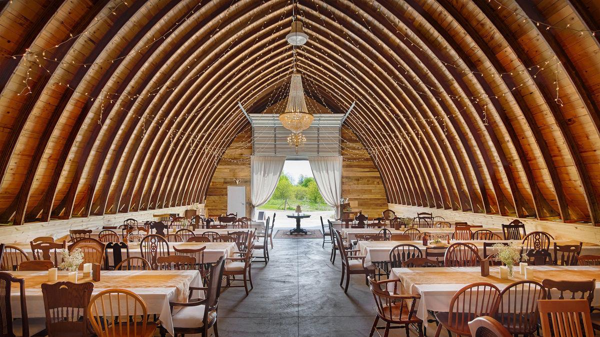 Pioneer Creek Farm - Venue - Lomira WI - WeddingWire