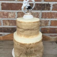 The Sweetest Things Cake Shoppe Wedding Cake Syracuse
