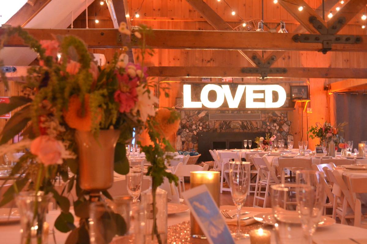 Sierra Pines Camp Venue Twin Bridges Ca Weddingwire
