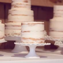Frosted Confetti Wedding Cake San Antonio Tx