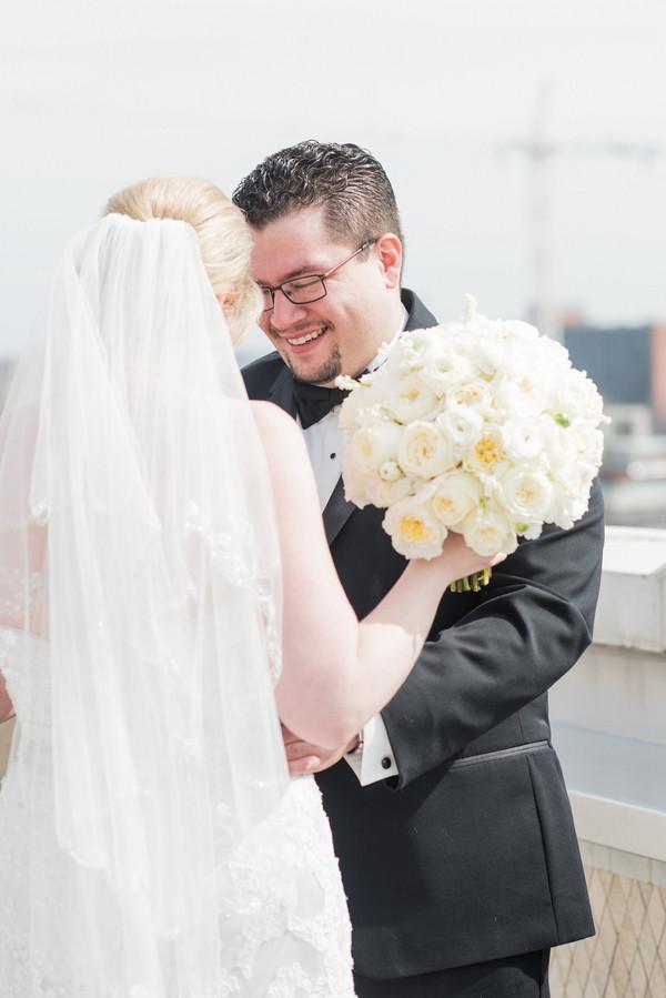 Black Tie St Louis Loft Wedding , Wedding Real Weddings Gallery by ...