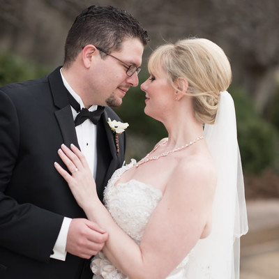 Black Tie St Louis Loft Wedding Wedding Real Weddings