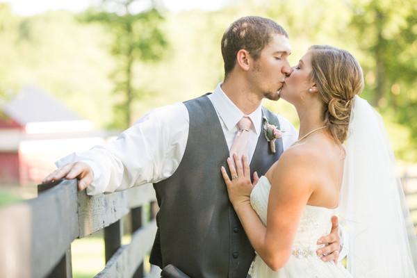 Oak Creek Farm Unionville Va Wedding Venue