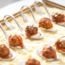 220x220 sq 1483996582833 menu   acs meatballs canape