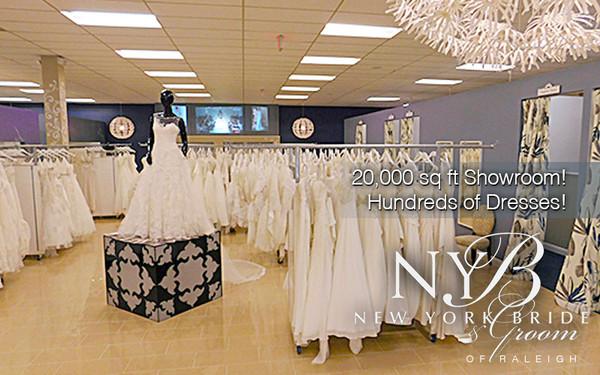 Vintage Wedding Dresses Raleigh Nc: New York Bride & Groom Of Raleigh