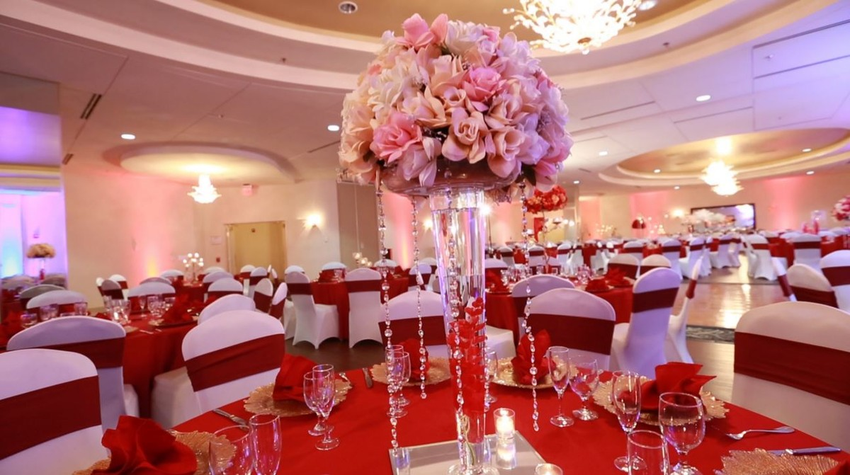 Red Rose Banquet Event Center Venue Manassas Va Weddingwire