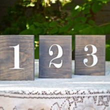 220x220 sq 1447778695593 walnut table number