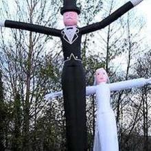 220x220 sq 1447644402 0b9cdd0496854e6c air dancers   bride   groom