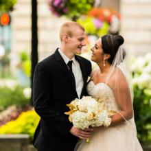 220x220 sq 1450800172212 glitzy ohio ballroom wedding