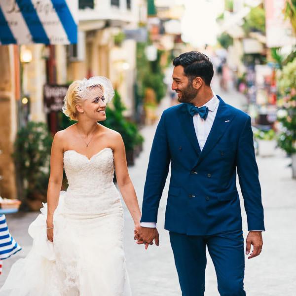 Intimate Greek Farm Wedding Real Weddings Gallery By WeddingWire 43