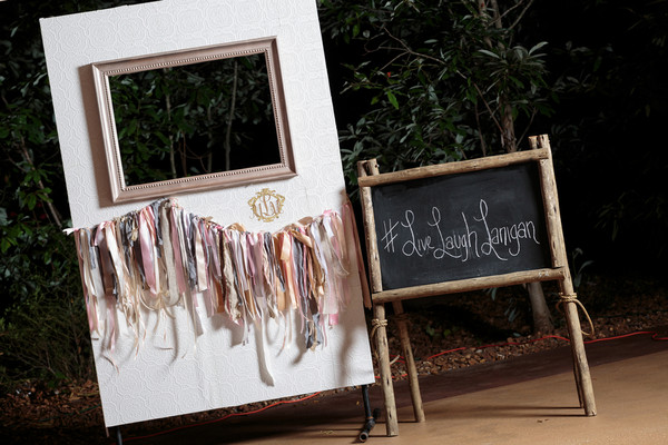 Shabby Chic Picture Frames Tennessee Wedding Favors Photos