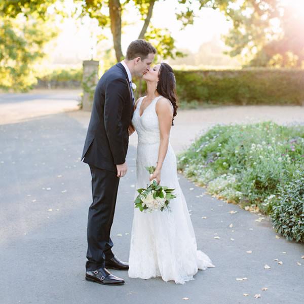 Timeless Napa Valley Winery Wedding Real Wedding Photos