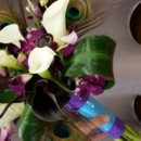 130x130 sq 1458742643878 peacock bouquet