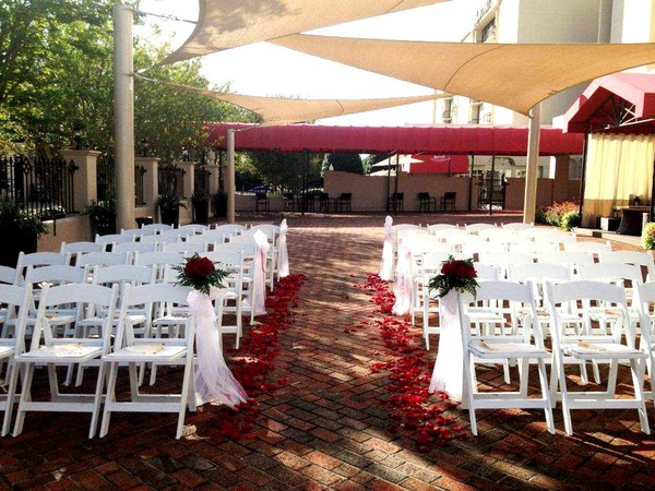Charlotte marriott southpark wedding
