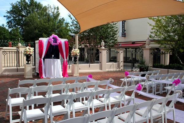 Charlotte Marriott Southpark Charlotte Nc Wedding Venue