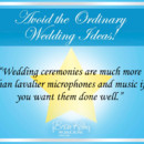 130x130 sq 1447375785538 wedding ceremonies are much more than lavalier mic