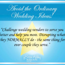 130x130 sq 1447603233076 challenge wedding vendors to serve you better...