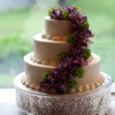 130x130 sq 1370032187967 ruggles wedding cake purple credit   sf