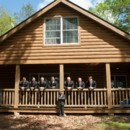 130x130 sq 1370035192547 kaminsky.staffaroni groomsmen on hemlock credit porch image