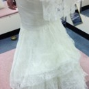 130x130 sq 1420852436249 french bustle on mermaid gown