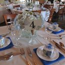 130x130 sq 1303702901845 frenchcountryrusticweddingtablesetting