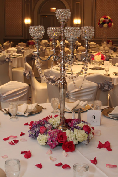 600x600 1424379464965 candelabra with pink white wreath