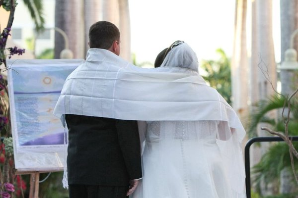 photo 13 of Jewish & Interfaith Weddings by Cantor Debbi Ballard