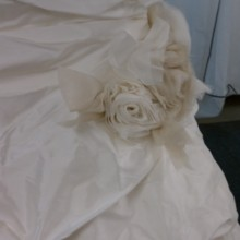 220x220 sq 1430835430857 detail silk taffeta wedding gown