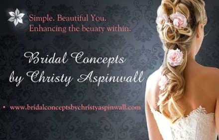 Bridal Concepts by Christy Aspinwall