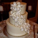 130x130 sq 1460579487329 wedding cake   gold1