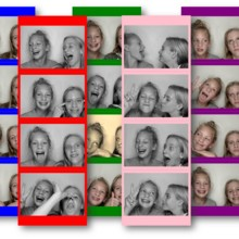 220x220 sq 1470945150140 say cheese photo booth rental cincinnati photo str