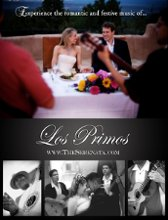 Los Primos: Romantic and Festive Wedding Music photo