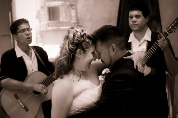photo 5 of Los Primos: Romantic and Festive Wedding Music
