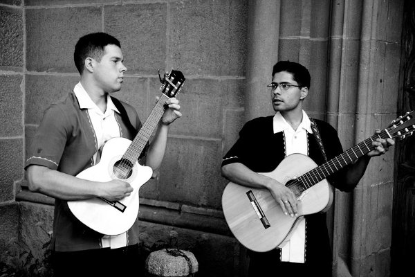 photo 12 of Los Primos: Romantic and Festive Wedding Music
