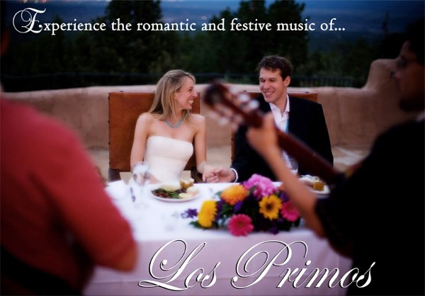 photo 2 of Los Primos: Romantic and Festive Wedding Music