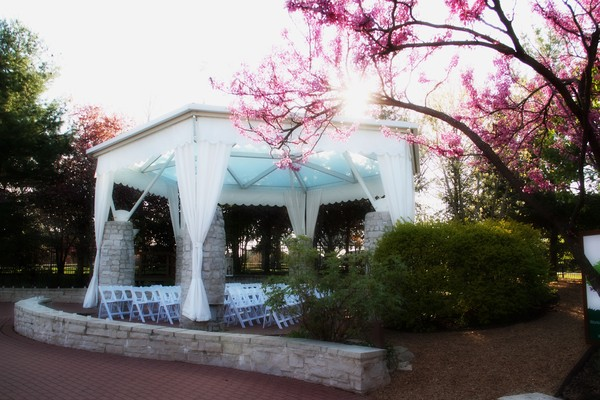 The Butterfly House Chesterfield Mo Wedding Venue