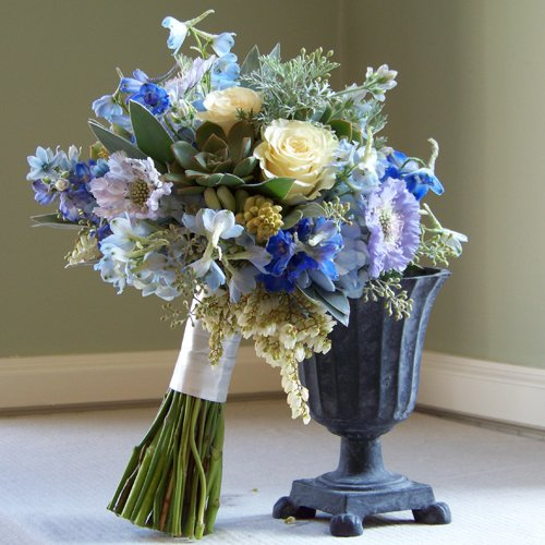 delphinium bouquet - photo #26